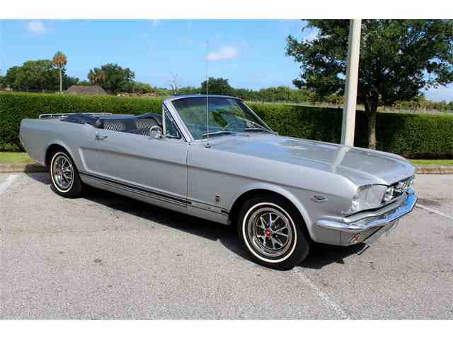Picture of Classic '66 Ford Mustang Offered by  - NHF6