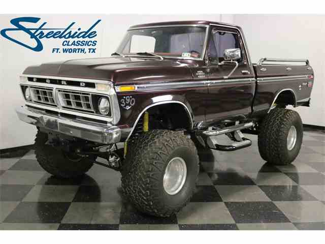 Picture of '76 F150 - NHF8