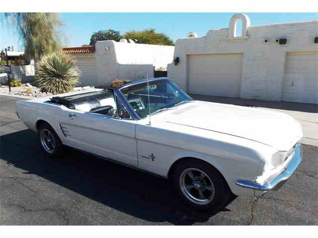 Picture of Classic '66 Mustang located in Tucson Arizona - $27,500.00 - NDHJ