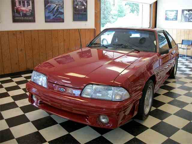 Picture of '88 Mustang - NHFB