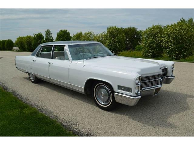 Picture of '66 Fleetwood Brougham - NHFC