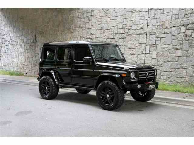 Picture of '15 G550 - NHFN