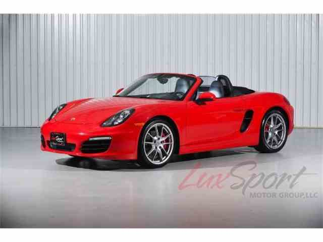 Picture of '14 Boxster - NHG2