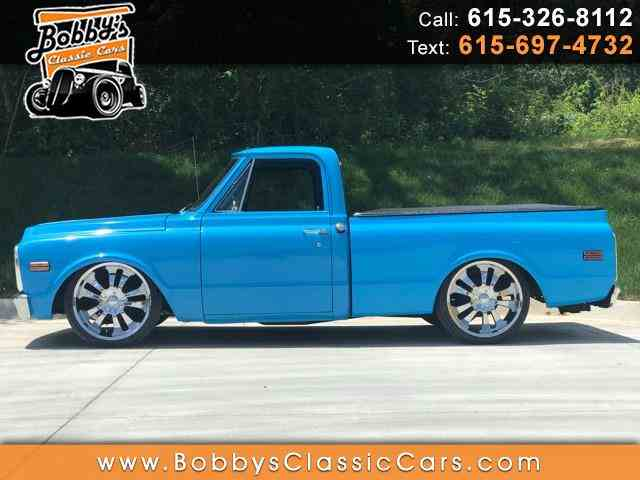 Picture of '69 C10 - NHG3