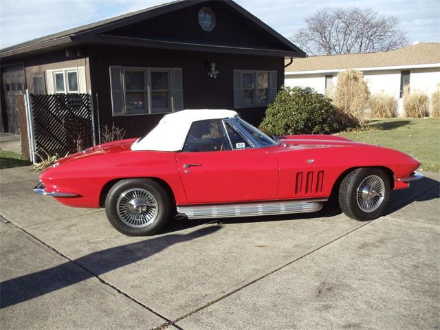 Picture of '66 Corvette - NHG6