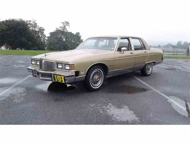 Picture of '81 Pontiac Bonneville located in Carlisle Pennsylvania Auction Vehicle Offered by  - NHGH