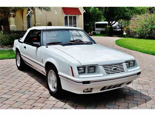 Picture of 1984 Mustang located in Lakeland Florida Offered by  - NHGI