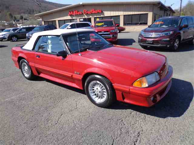 Picture of '87 Mustang GT - NHGK