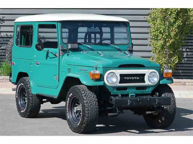Picture of '76 Toyota Land Cruiser FJ located in Hailey Idaho - $27,995.00 - NHGT
