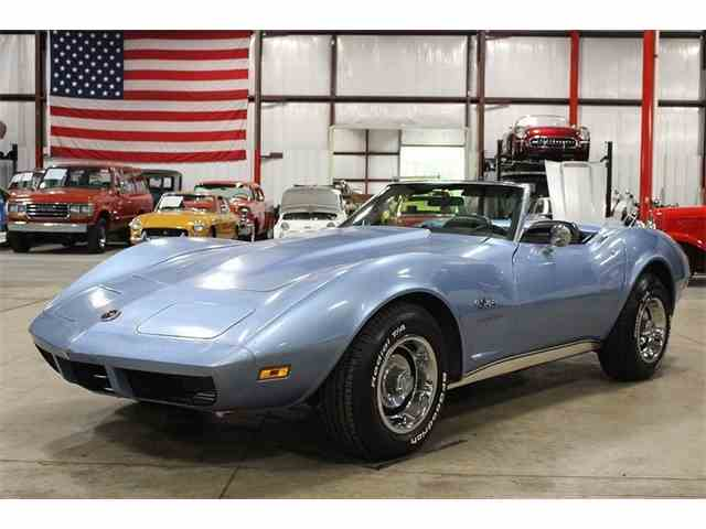 Picture of 1974 Corvette located in Michigan Offered by  - NHGV