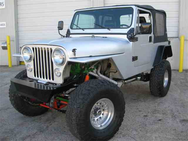 Picture of 1978 CJ7 - NDHP
