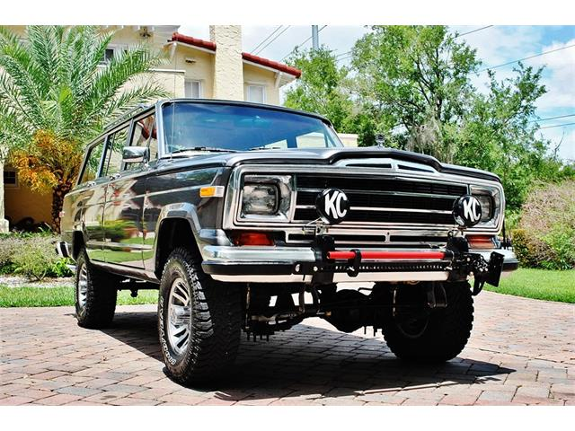 Picture of '89 Grand Wagoneer - NHH0