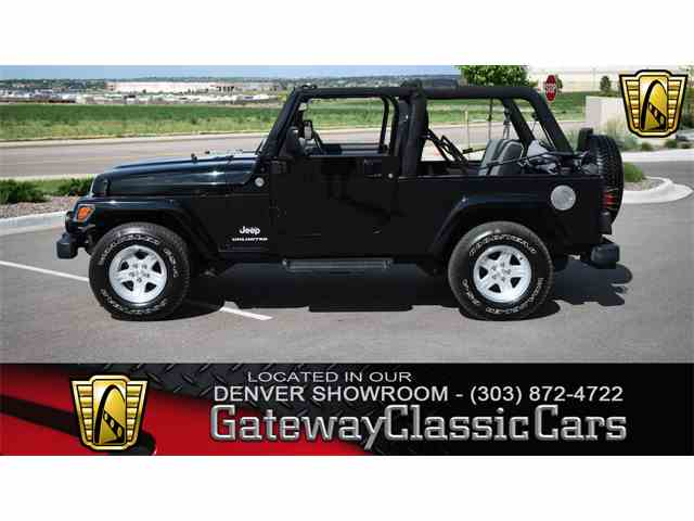 Picture of 2005 Wrangler - $27,995.00 - NHH4