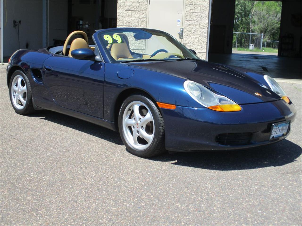 Large Picture Of 99 Boxster Located In Minnesota Offered By Route 65 Sales And Classics