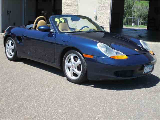 Picture of 1999 Porsche Boxster located in Ham Lake Minnesota Offered by  - NHH8