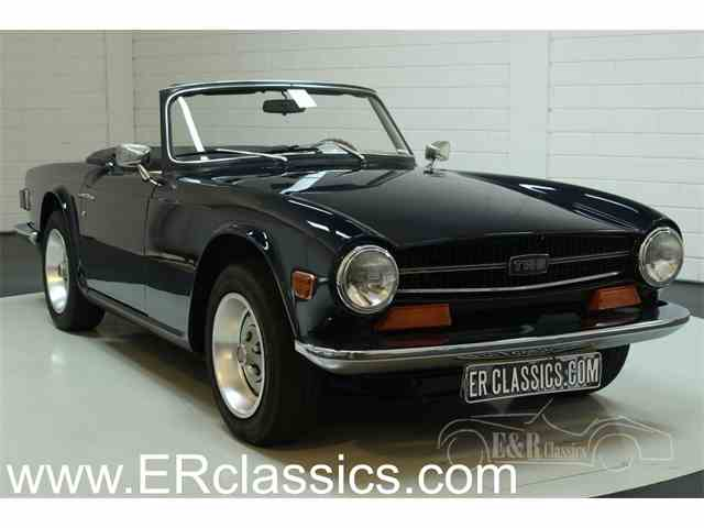 Picture of '74 Triumph TR6 - $26,350.00 Offered by  - NHHH