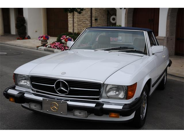 Picture of '86 560SL - NHHW