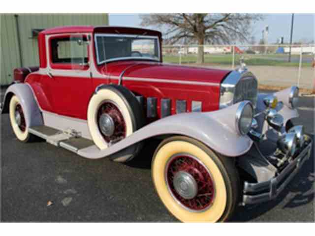 Picture of 1931 Pierce-Arrow 48 located in Terre Haute Indiana Offered by  - NHI8