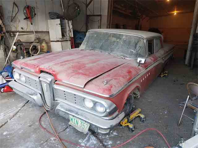 Picture of '59 Edsel Corsair located in Minnesota - NHIJ