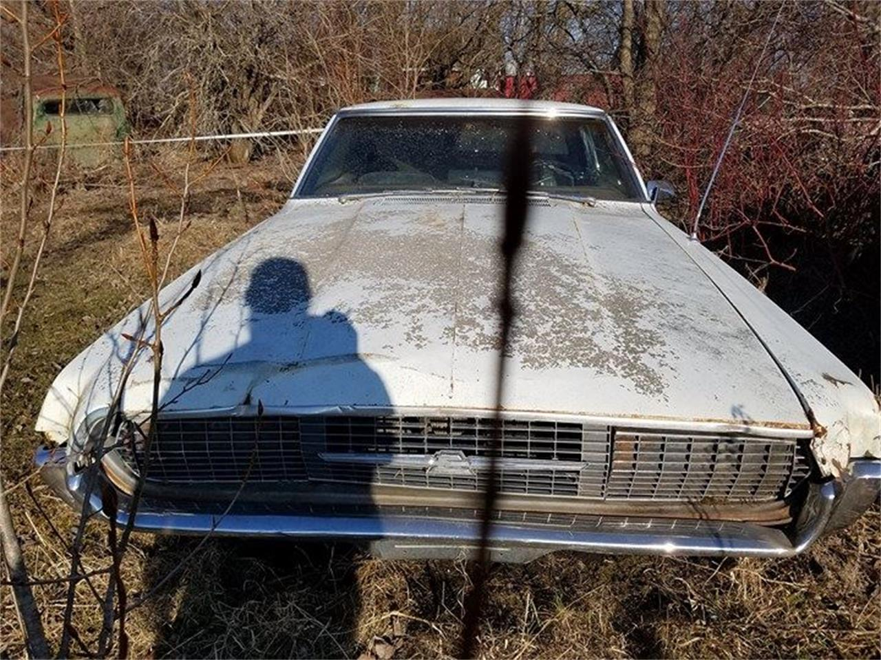 Large Picture of 1967 Ford Thunderbird located in Thief River Falls Minnesota - $2,500.00 Offered by Backyard Classics - NHIN