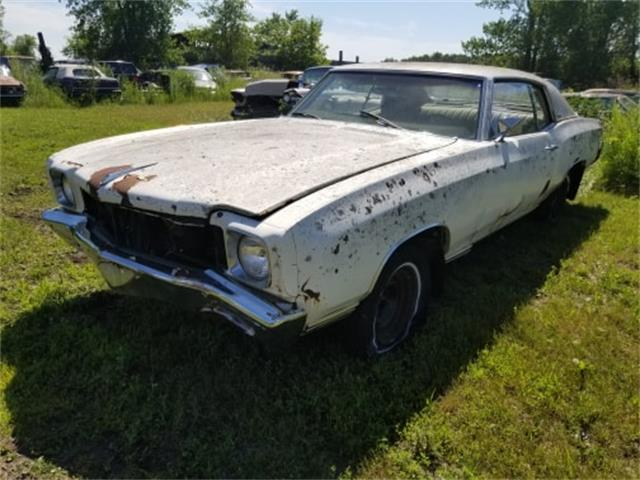 Picture of '72 Monte Carlo - NHIP