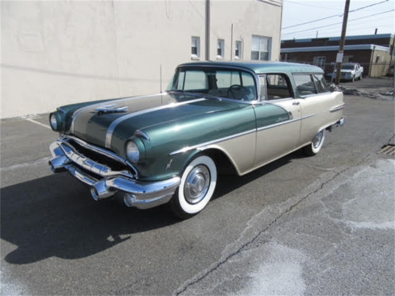 Large Picture of '56 Safari located in MILL HALL Pennsylvania Offered by Central Pennsylvania Auto Auction - NHIR