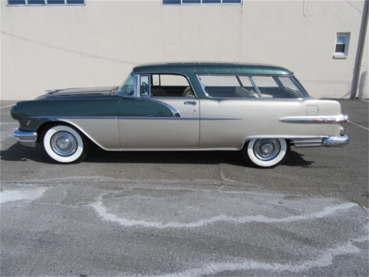 Large Picture of Classic '56 Pontiac Safari located in MILL HALL Pennsylvania - NHIR