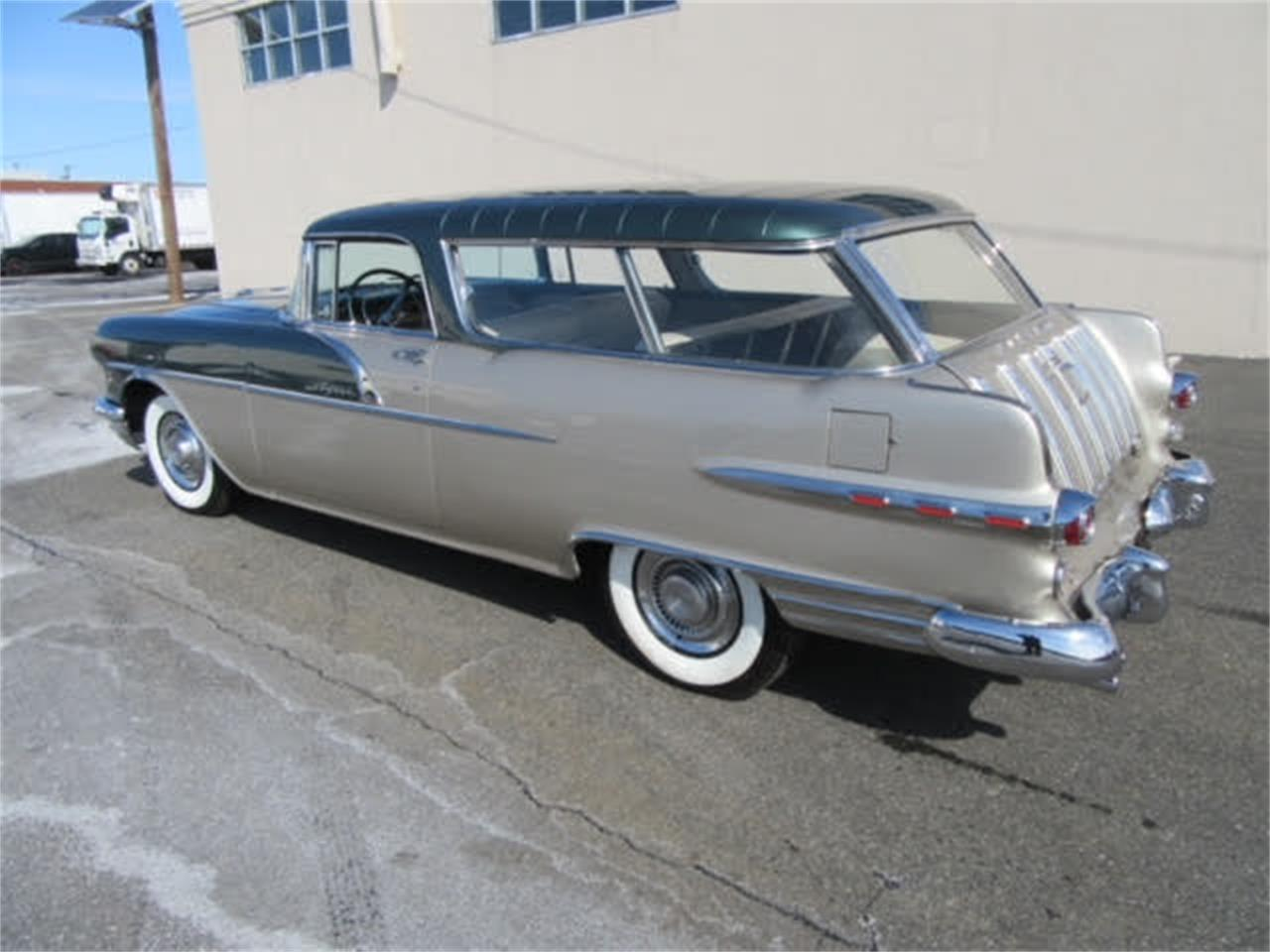 Large Picture of Classic '56 Safari located in MILL HALL Pennsylvania Offered by Central Pennsylvania Auto Auction - NHIR