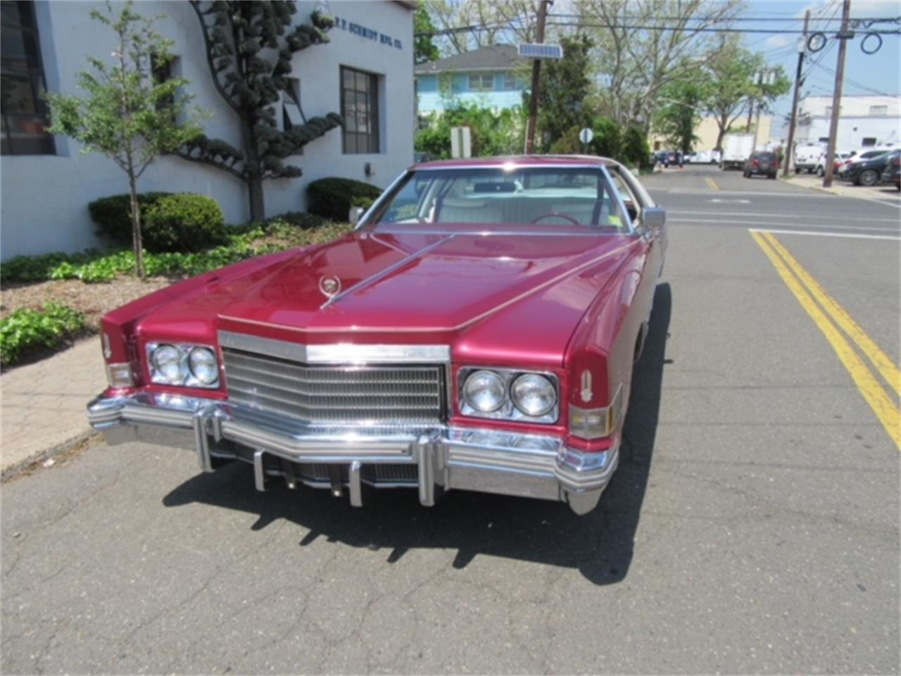 Large Picture of '74 Cadillac Eldorado located in MILL HALL Pennsylvania Auction Vehicle Offered by Central Pennsylvania Auto Auction - NHIV