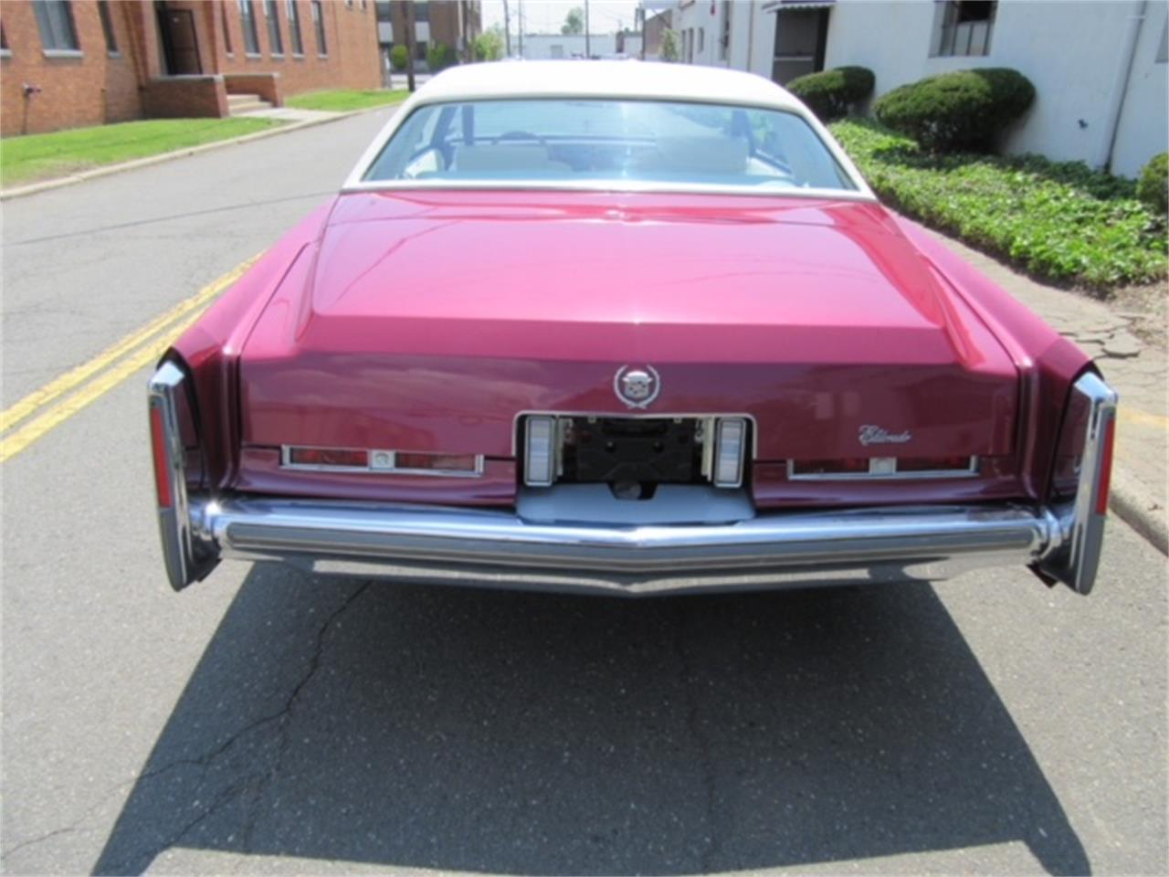 Large Picture of 1974 Cadillac Eldorado located in Pennsylvania Offered by Central Pennsylvania Auto Auction - NHIV