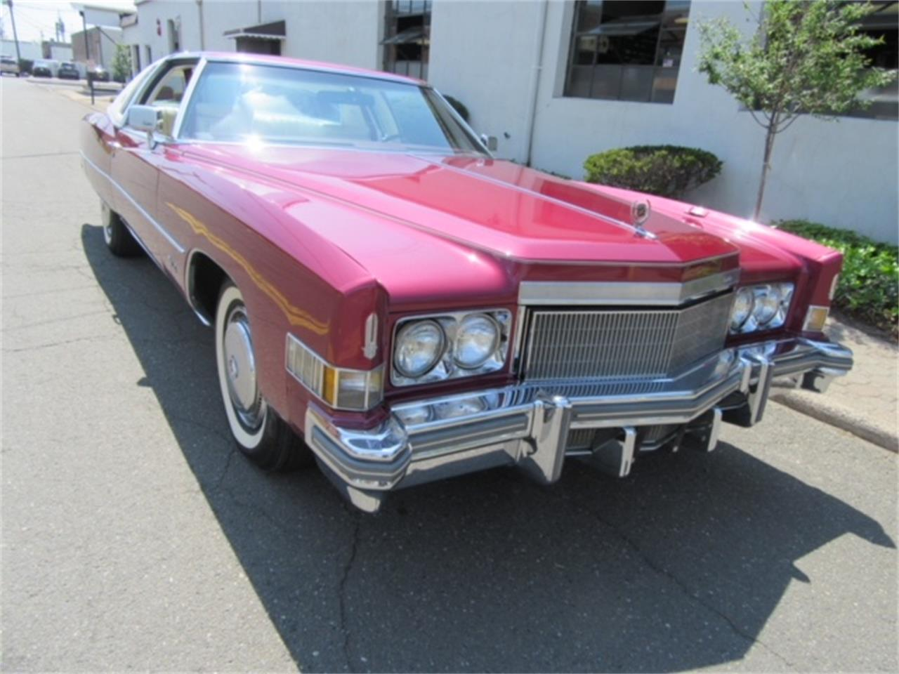 Large Picture of 1974 Eldorado Offered by Central Pennsylvania Auto Auction - NHIV