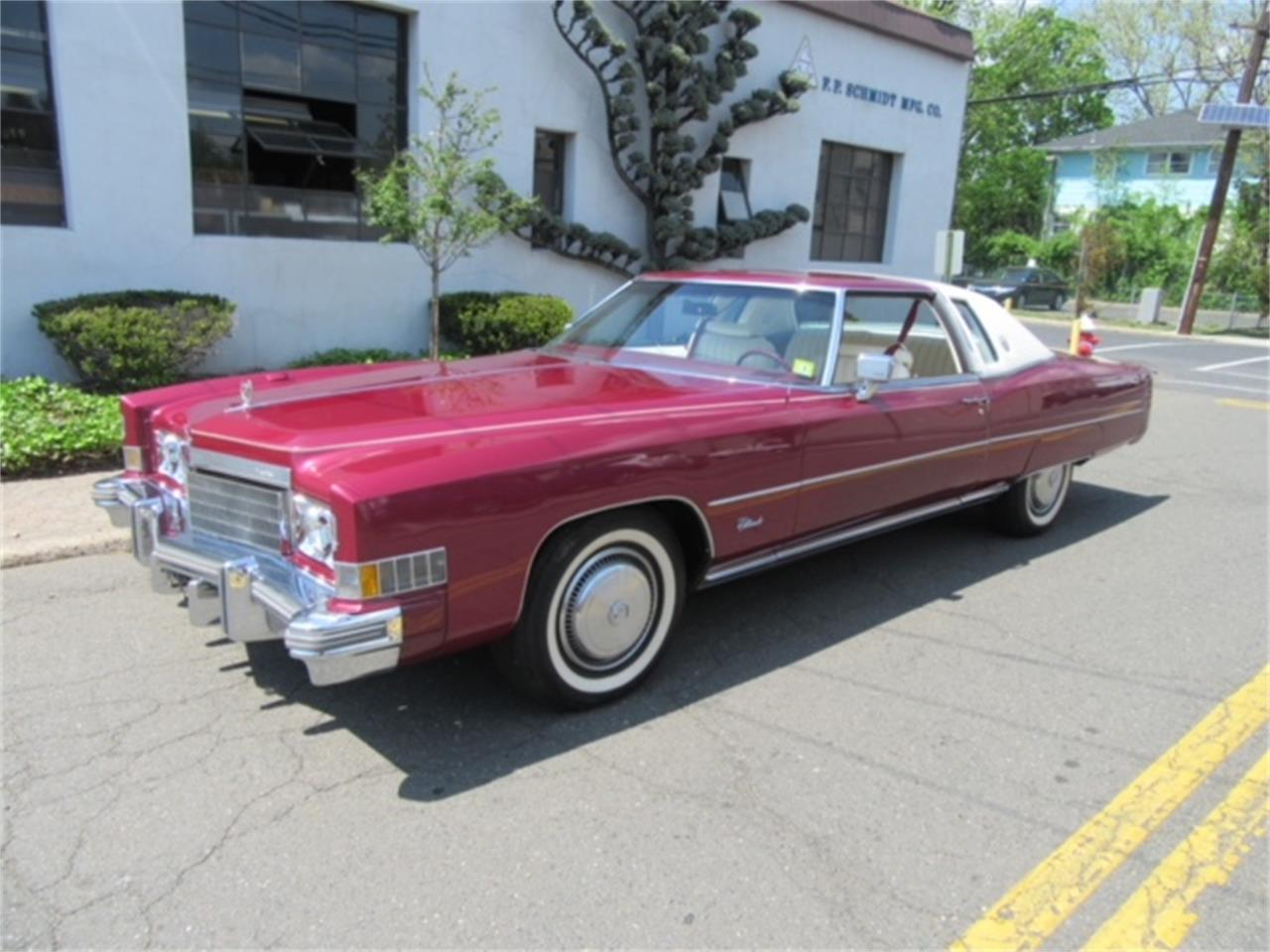 Large Picture of '74 Eldorado located in Pennsylvania Auction Vehicle Offered by Central Pennsylvania Auto Auction - NHIV