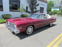 Picture of 1974 Cadillac Eldorado located in Pennsylvania Auction Vehicle - NHIV