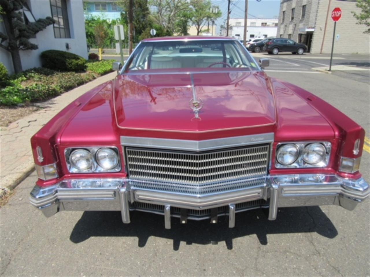 Large Picture of '74 Eldorado located in MILL HALL Pennsylvania Offered by Central Pennsylvania Auto Auction - NHIV