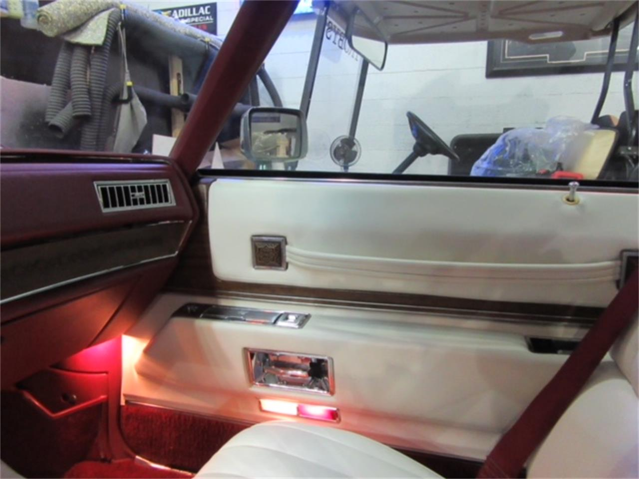 Large Picture of '74 Cadillac Eldorado located in Pennsylvania Auction Vehicle - NHIV