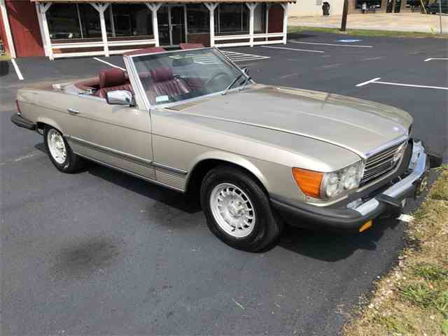 Picture of 1985 380SL located in Georgia Offered by  - NHJ3