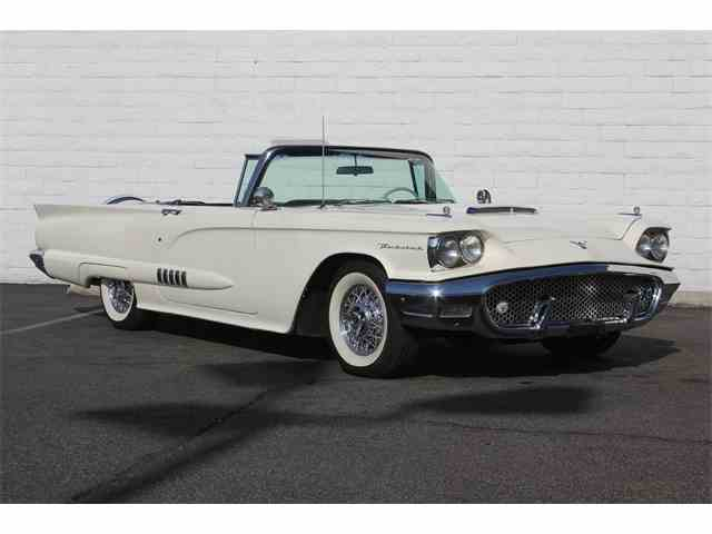 Picture of Classic '58 Ford Thunderbird - $32,500.00 - NHJI