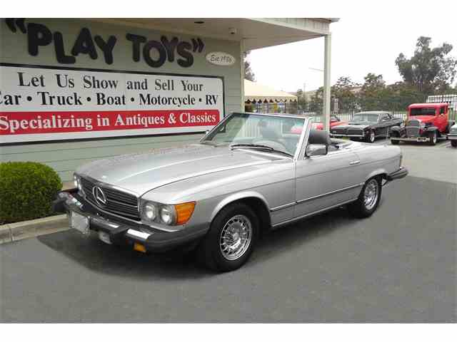 Picture of 1983 380SL located in California - $10,995.00 Offered by  - NHJK