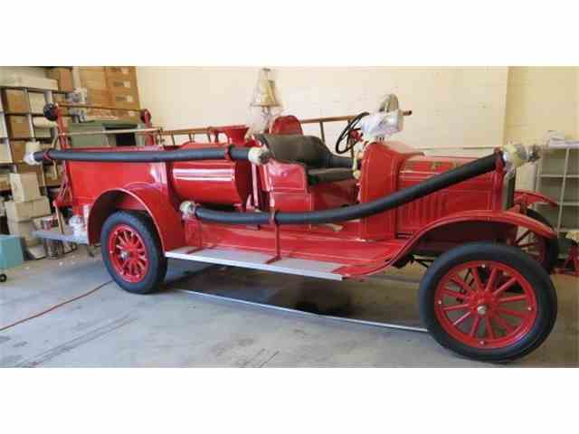 Picture of Classic 1927 Ford Fire Truck located in Indiana Auction Vehicle Offered by  - NHJX