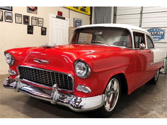 Picture of 1955 Chevrolet Bel Air located in Suwanee Georgia - $129,900.00 Offered by  - NHK4
