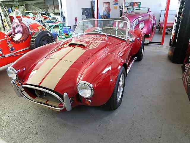 Picture of 2005 Shelby Cobra Replica located in Terre Haute Indiana Auction Vehicle - NHK5