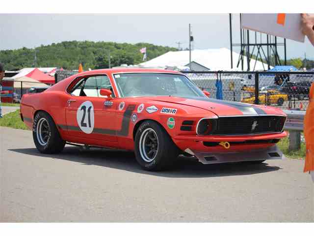 Picture of Classic 1970 Ford Mustang located in Quebec Offered by a Private Seller - NDI3