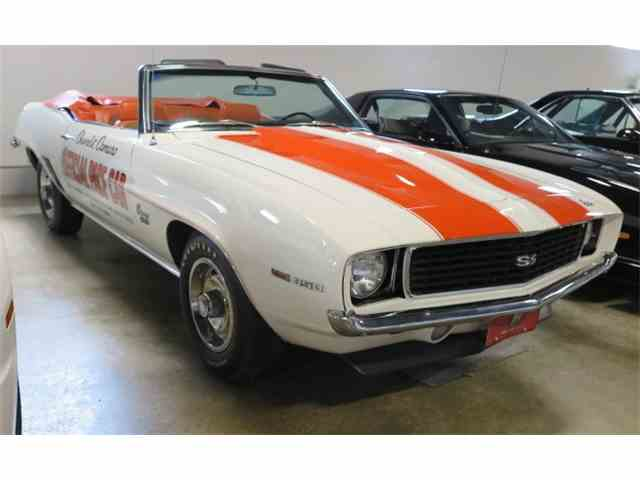 Picture of Classic 1969 Camaro SS located in Terre Haute Indiana Auction Vehicle - NHL1