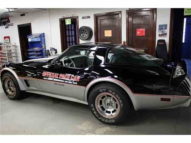 Picture of 1978 Chevrolet Corvette located in Indiana Auction Vehicle Offered by  - NHL5