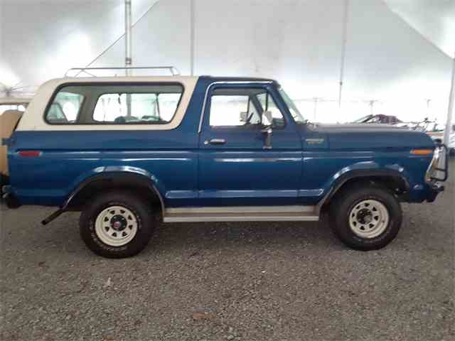 Picture of 1979 Bronco Auction Vehicle Offered by  - NHL9