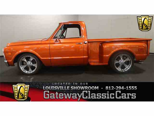 Picture of '72 C10 - NHLK