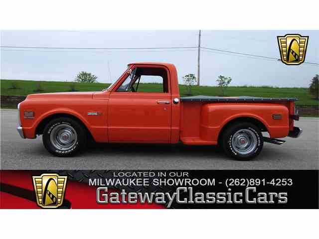 Picture of '71 C10 - NHLS