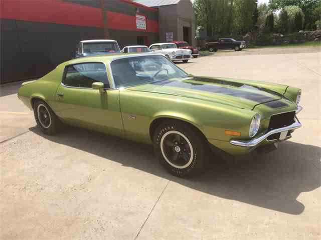 Picture of Classic 1970 Chevrolet Camaro Z28 located in Annandale Minnesota Offered by  - NHM1