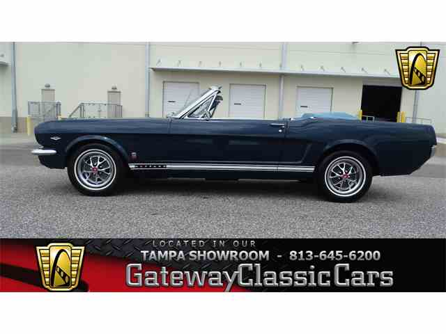 Picture of Classic '66 Mustang located in Ruskin Florida - $28,995.00 - NHM2