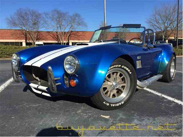 Picture of Classic 1967 Shelby Cobra - NHMD